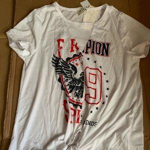 H.I.P logo tshirt short sleeve